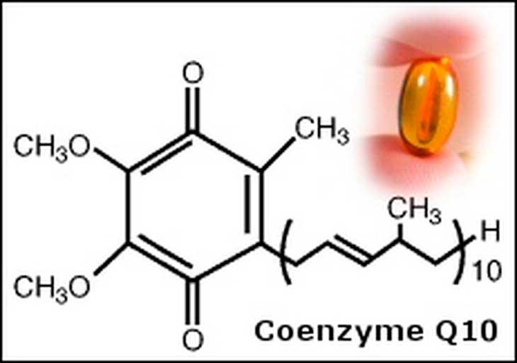 Регенерирующий, омолаживающий препарат coenzyme q10
